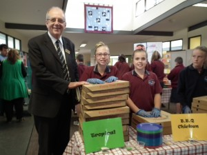 Pizza 2 - Maryborough Education Centre - Term 1 2014 Progress Report