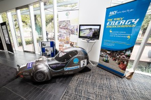 Energy Efficient Vehicles on display at the Cars of the Future Conference - Cobden THS - Term 1 2014 Progress Report