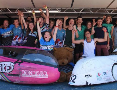 Nail biting finish to the 25th  RACV Energy Breakthrough Challenge