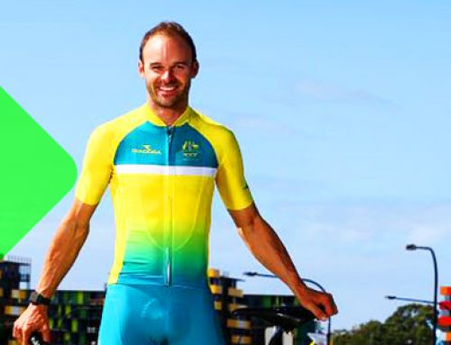 'Man of Steele' wins Commonwealth Gold in Men's Road Race with a broken back