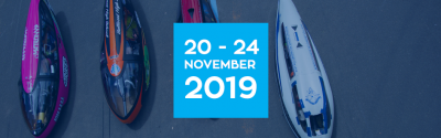2019 Event Dates from Wednesday 20 November to Sunday 24 November 2019