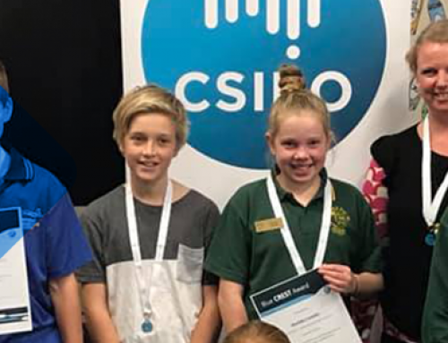 Eppalock PS Pushcart students win CSIRO CREST Award